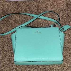 Brand New Kate spade crossbody in mint green